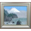 佐藤晨「朝の海」のサムネイル画像