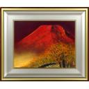 木村圭吾「赤富士」のサムネイル画像