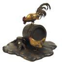 古美術工芸「小川破笠 双鶏」のサムネイル画像