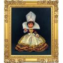 五味悌四郎「フランス人形」のサムネイル画像