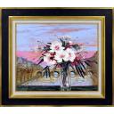 ミッシェル・アンリ「花 (パリのセーヌ河)」のサムネイル画像
