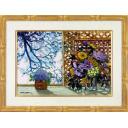 ミッシェル・アンリ「窓際のブーケ」のサムネイル画像