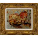 児玉幸雄「ヴェニス運河」のサムネイル画像