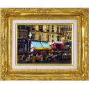 児玉幸雄「朝市点景(パリ-)」のサムネイル画像
