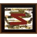 アントニ・タピエス「Z (UNO ES NINGO E-1)」のサムネイル画像