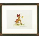 ウォルト・ディズニー「First Butterfly - Bambi」のサムネイル画像