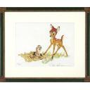 ウォルト・ディズニー「Greetings - Bambi」のサムネイル画像