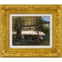 児玉幸雄「パリーのカフェ」のサムネイル画像