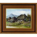 林喜市郎「山麓農家(会津)」のサムネイル画像