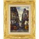 山本彪一「パリ風景」のサムネイル画像