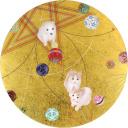 小山美和子「星かがり」のサムネイル画像