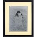 加山又造「うずくまる裸婦 81-B」のサムネイル画像