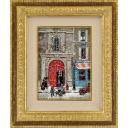 ミッシェル・ドラクロワ「プリンス通りの赤い扉」のサムネイル画像