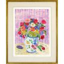 レスリー・セイヤー「ブルーミングブーケ」のサムネイル画像