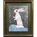 河嶋淳司「雪兎」のサムネイル画像