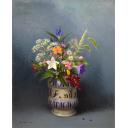 五味悌四郎「野の花」のサムネイル画像