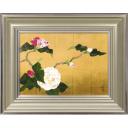 小倉遊亀「椿」のサムネイル画像