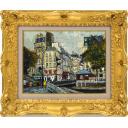 児玉幸雄「サン・マルタン運河」のサムネイル画像