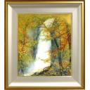 木村圭吾「秋日(日光羽黒の滝)」のサムネイル画像