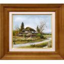 林喜市郎「村はずれ」のサムネイル画像