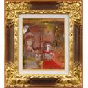 織田廣喜「トロカデロ」のサムネイル画像