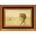 福井良之助「少女」のサムネイル画像
