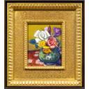 小山敬三「長春花」のサムネイル画像