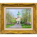 小田切訓「シャルロッテンブルグ宮殿の並木」のサムネイル画像