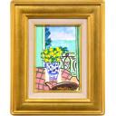 坂口紀良「ニースの窓辺」のサムネイル画像