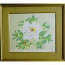 岡崎忠雄「牡丹」のサムネイル画像