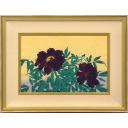 中島千波「黒牡丹」のサムネイル画像