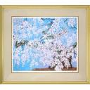 中島千波「桜花清々」のサムネイル画像