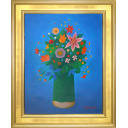 小杉小二郎「緑壺の花」のサムネイル画像