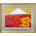 東山魁夷「秋映」のサムネイル画像