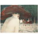 カシニョール「森の騎乗者」のサムネイル画像