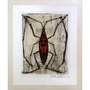 ベルナール・ビュッフェ「タイコウチ LA NEPE No.50」のサムネイル画像