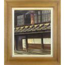 五味悌四郎「木曾奈良井宿中村屋櫛処」のサムネイル画像