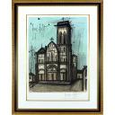 ベルナール・ビュッフェ「ヴェズレイ」のサムネイル画像