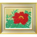 中島千波「牡丹花(2)」のサムネイル画像