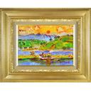 野間仁根「瀬戸内海 日の出」のサムネイル画像