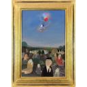 斎藤真一「風船と飛んで」のサムネイル画像