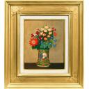 小杉小二郎「マジョリカ壺の野の花」のサムネイル画像