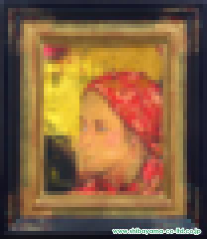 田村能里子「色づくとき」s油彩3号