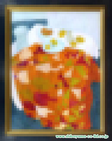 ボンコンパン「静物」s油彩60号