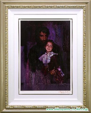 リャド「マリアと自画像」sジクレー
