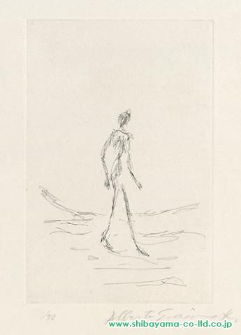 Alberto Giacometti Frontispiece