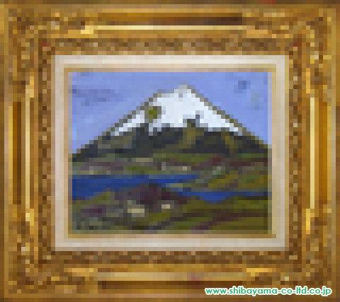 箱根の富士