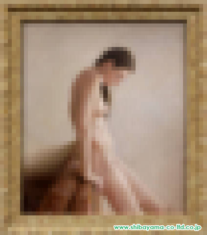 原崇浩「Desnuda」s油彩
