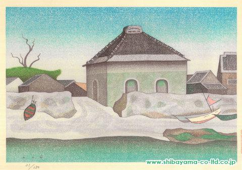 下田の漁村