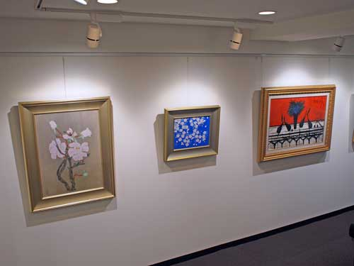 シバヤマ ギャラリー風景 2015年10月12日 No.09
